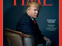 Watch the Time video announcing Time Person of The Year 2016 as Donald Trump, the President-elect of United States of America