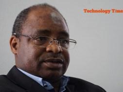 Engineer Aliyu Aziz Abubakar, Director General/Chief Executive Officer, National Identity Management Commission (NIMC)