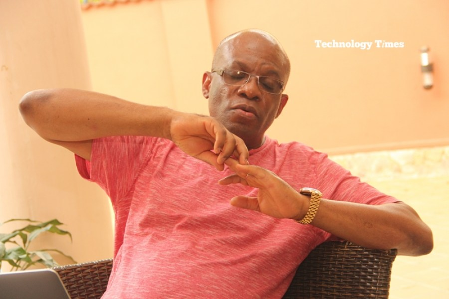 Mr Paul Usoro, Senior Advocate of Nigeria (SAN) and Senior Partner, at Paul Usoro & Co, (PUC), seen during the Technology Times interview, says that Nigeria will inevitably have to embrace convergence