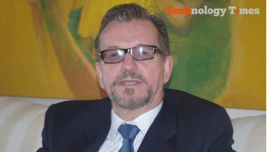 Adrain Wood of Teleology Holdings Limited, the company buying 9mobile