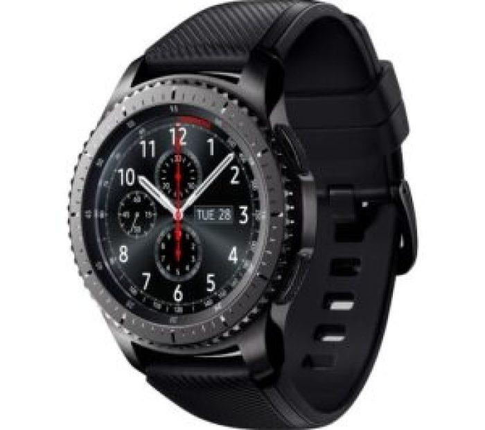 Meet Samsung's Gear S3, the 'outdoor' smartwatch