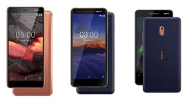 Nokia Android smartphones refreshed for price-conscious buyers.