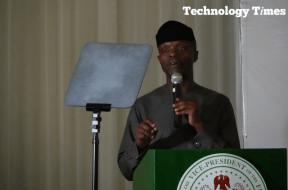 Vice President Professor Yemi Osinbajo
