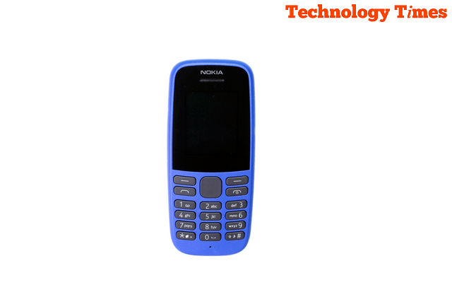 Nokia 105 mobile phone