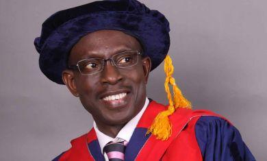 Professor Olanrewaju Adigun Fagbohun (SAN), Vice chancellor of Lagos State University (LASU)