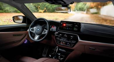Android Auto in BMW