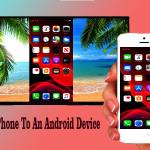How To Cast iPhone To An Android Device