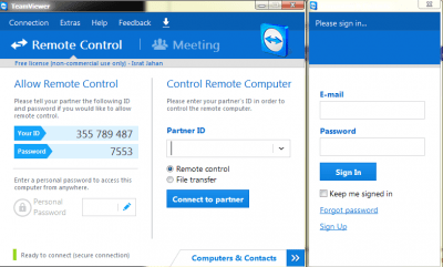 Is TeamViewer safe to use