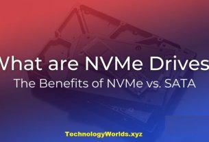 NVMe Drives
