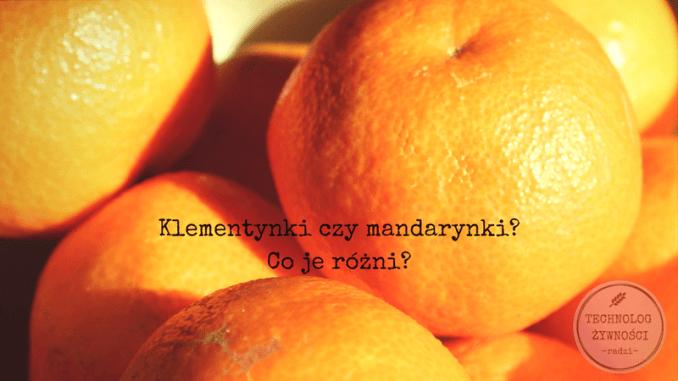 klementynka mandarynka