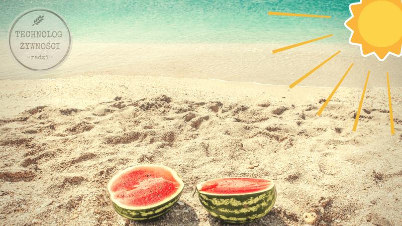 słońce skórę owoce ochrona zdrowie poparzenie słoneczne
