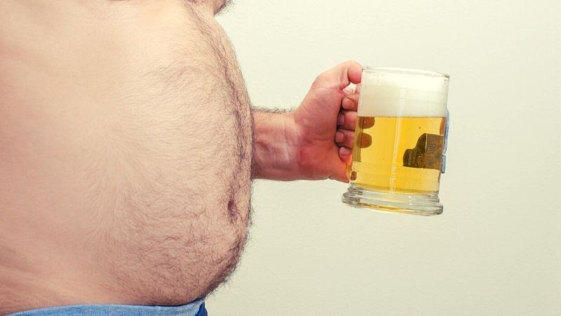 piwo mężczyzna
