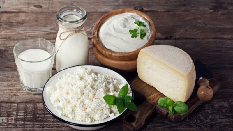zamienniki nabiału ser jogurt
