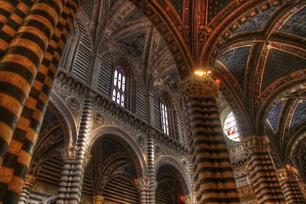 Siena Duomo, HDR, 4