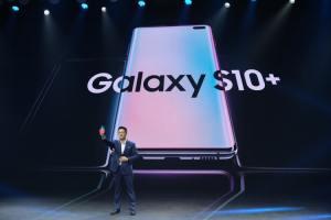 Présentation de la Galaxy S10