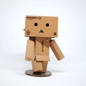Un colis amusant d'Amazon Prime