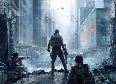 Une scène apocalyptique de The Division 2