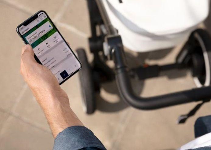 Parents et bébé: Bosch dévoile un système intelligent pour les poussettes électriques