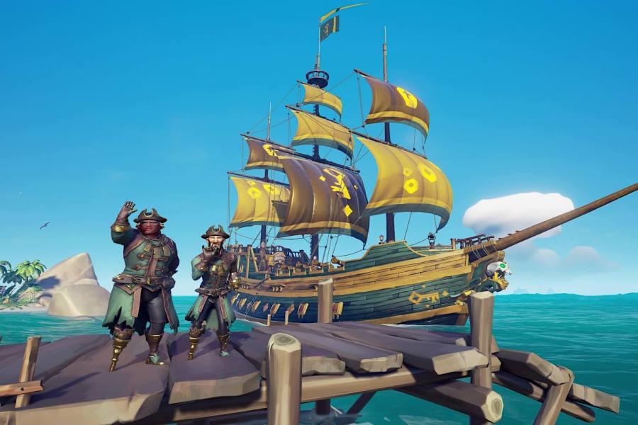 Sea of Thieves : disponible sur Steam le 3 juin