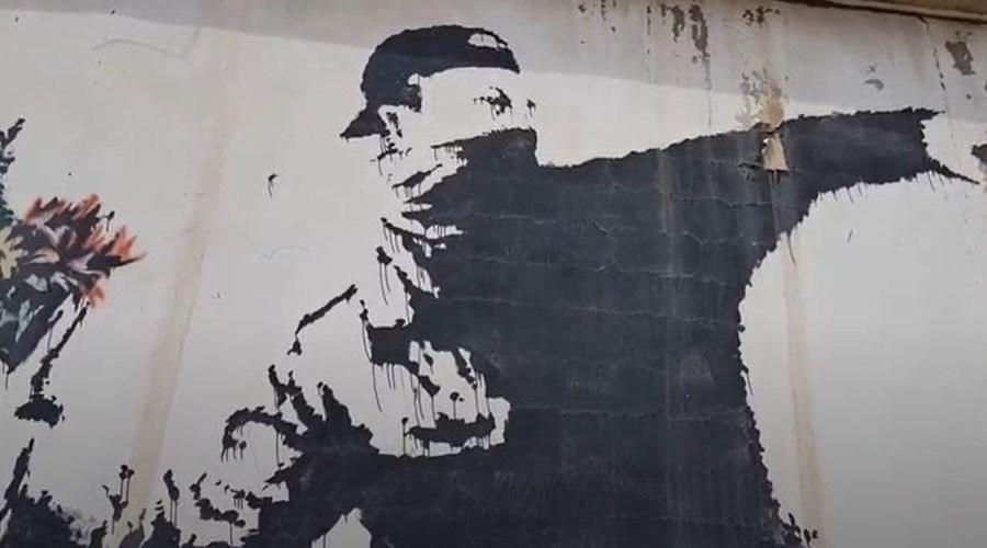 Street-art: Banksy ou quand l'anonymat tue les droits d'auteur