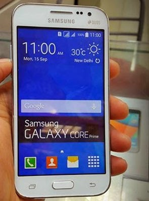 Samsung Galaxy Core Prime in Nepal
