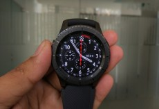 Samsung Gear S3 Frontier: Initial Impression