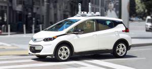 Chevy Bolt Autonomous Cars