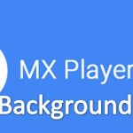 How to play audio and video files in the background on Android phone