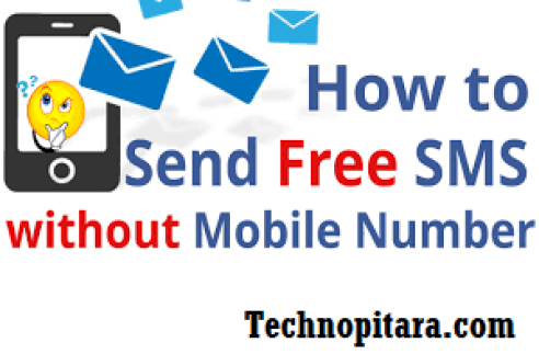send free sms without registration to mobile from internet