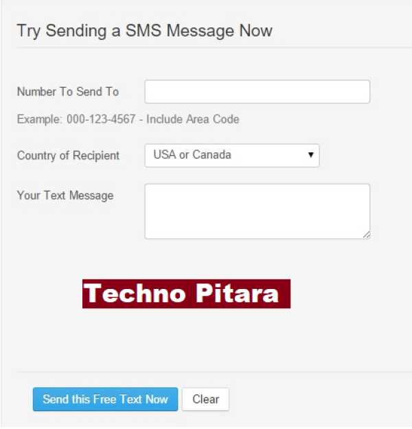 100% Working] 7 Sites To Send Anonymous SMS Without Registration