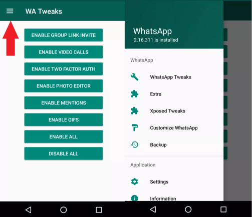 Download WA Tweaks 2.6.2 Latest Version