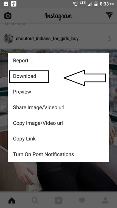 instagram photo downloader apk