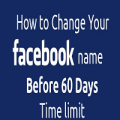 change facebook name after limit without id
