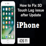 3D Touch Not Working iOS on iPhone 3 Touch Issues