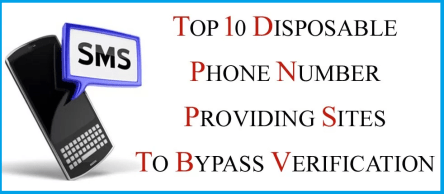 Top 10 indian disposable phone number sites