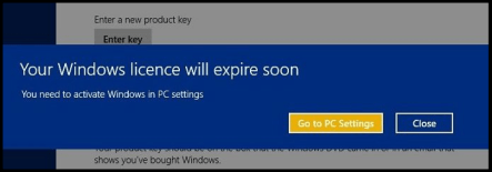Fix Your Windows License Will Expire Soon Error?