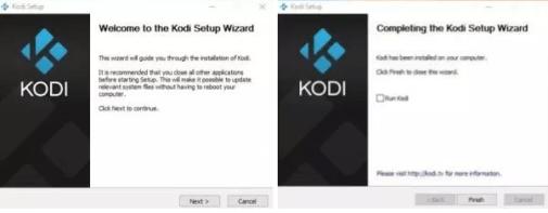 Kodi for Windows
