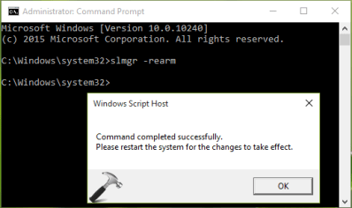 How to remove the current Windows license out of the computer