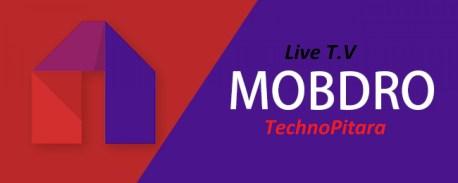 download Mobdro app apk