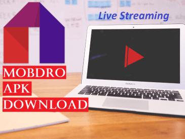 Mobdro apk 2018 version