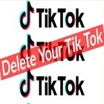 how to delete tiktok account in tamil