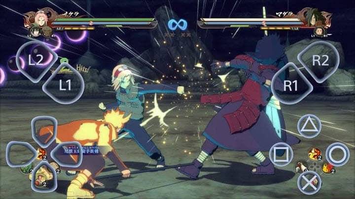 Naruto Shippuden Ultimate Ninja Storm 4 Gameplay Screenshot 2