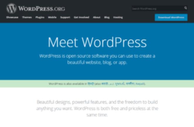 Installation of WordPress on local server tutorial
