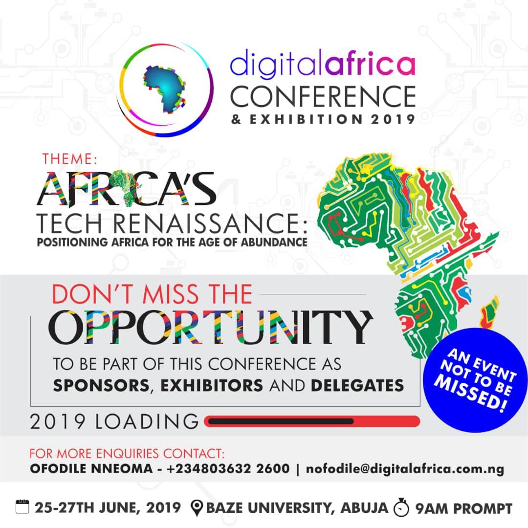 Digital africa 2019