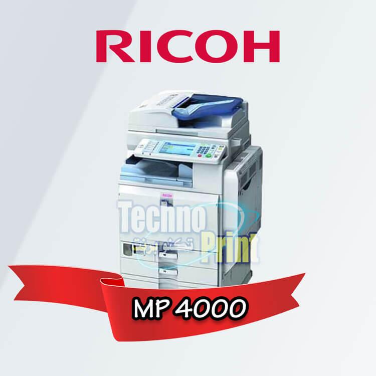 Ricoh MP 4000