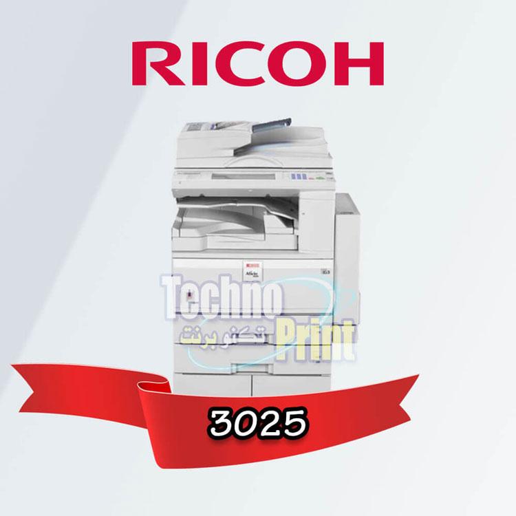 Ricoh 3025