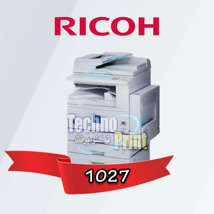 Ricoh 1027