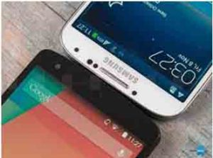 Samsung Galaxy Note 4 and Google Nexus 6