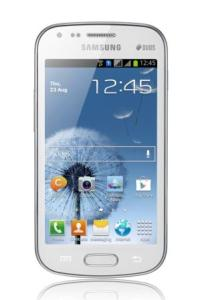 Samsung mobile phone Galaxy S Duos