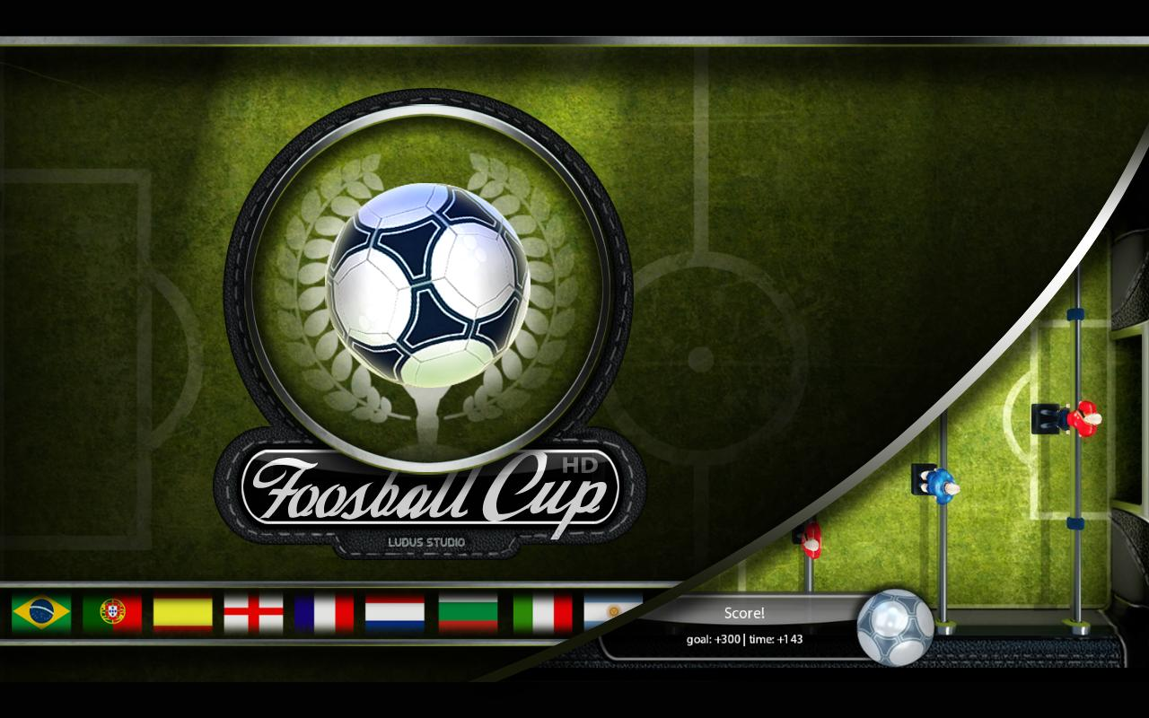 Play Foosball Cup on Android